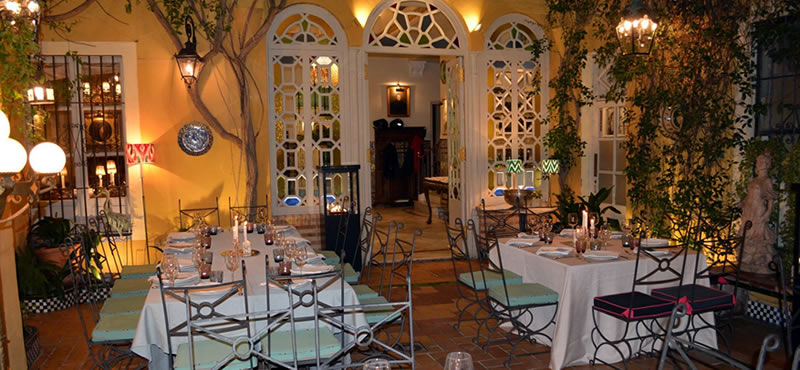 Manolo León Restaurant Seville
