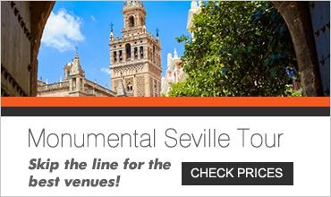 Skip the line tour Seville Monuments