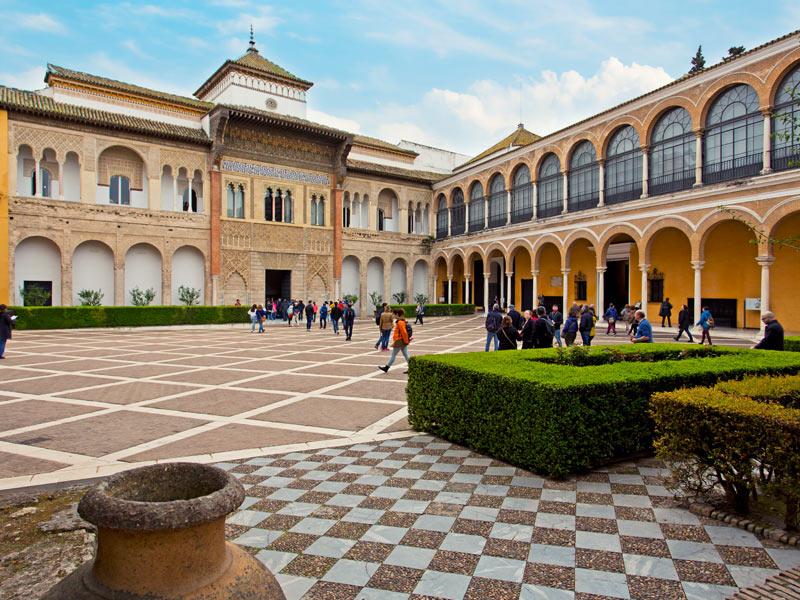 Real-Alcazar-Palace-Seville
